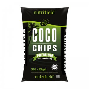 View Nutrifield Coco Chips Blend 10l