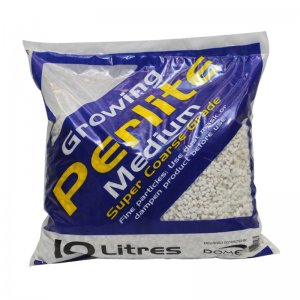 View Growing Perlite Coarse 10l